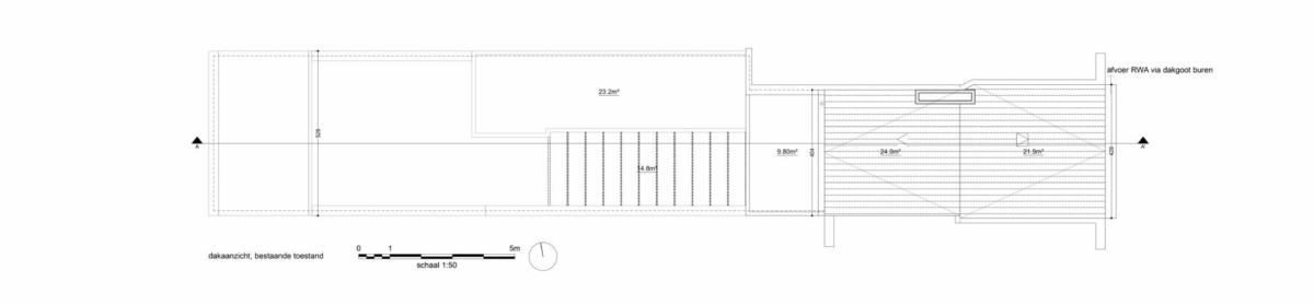 LDS Ra valine bestaand dak