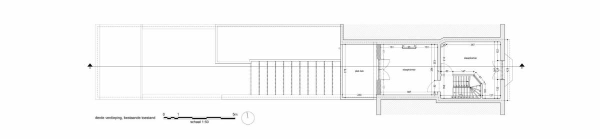 LDS Ra valine bestaand derde verdieping