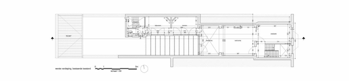 LDS Ra valine bestaand eerste verdieping