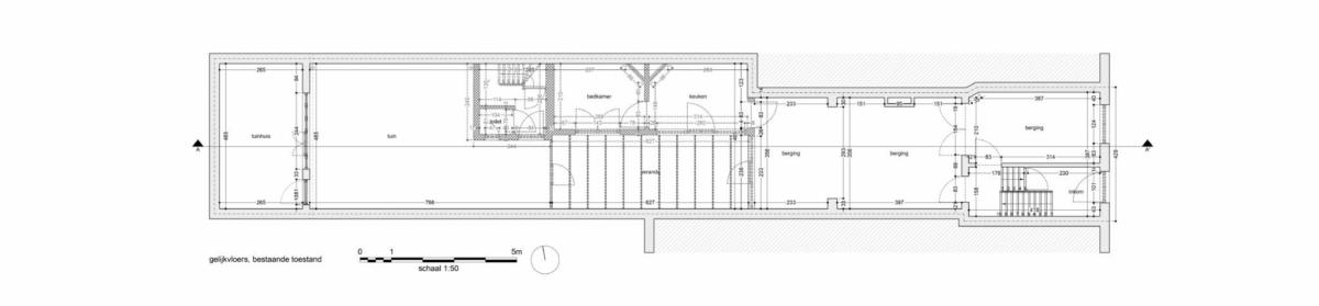 LDS Ra valine bestaand gelijkvloers
