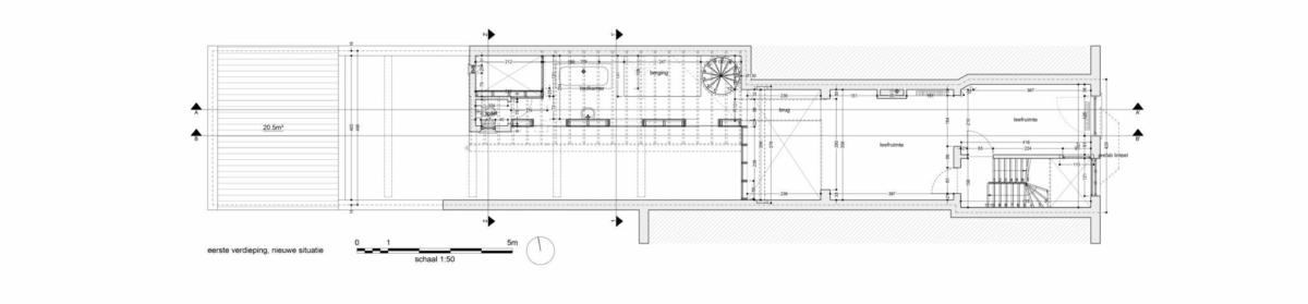 LDS Ra valine nieuw eerste verdieping