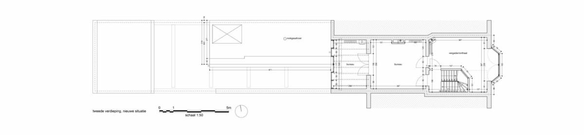 LDS Ra valine nieuw tweede verdieping