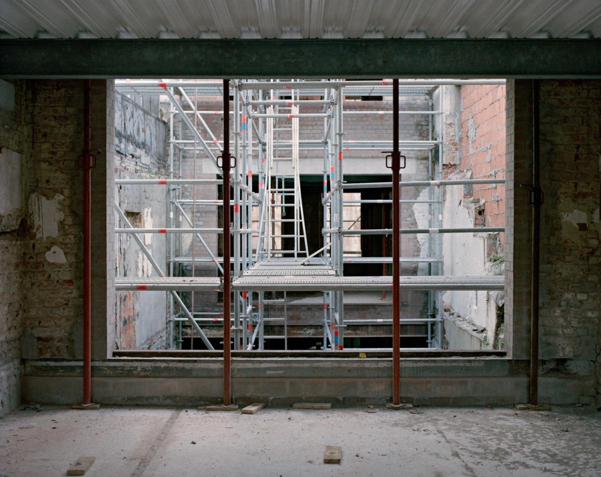 Common room housing 02