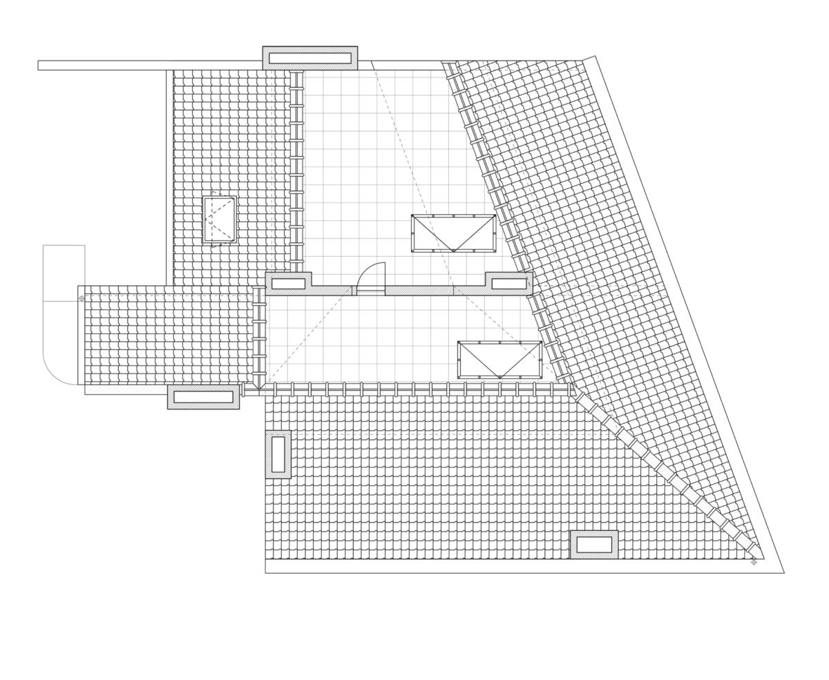 LDSRA KOR plan nieuw dak